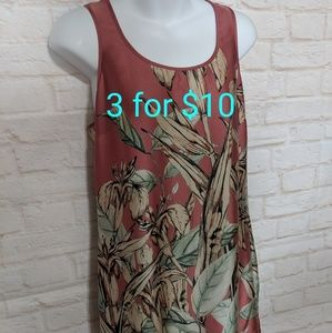 New York and company leaves dress xs 3for10